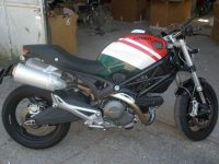 Monster 696 tricolore 3